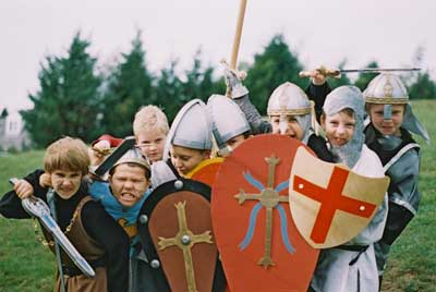 Schools & Groups at Mountfitchet Castle
