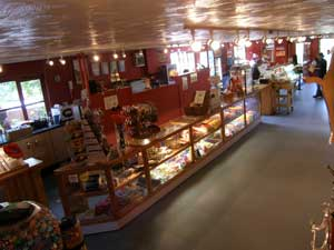 Mountfitchet Castle Gift Shop