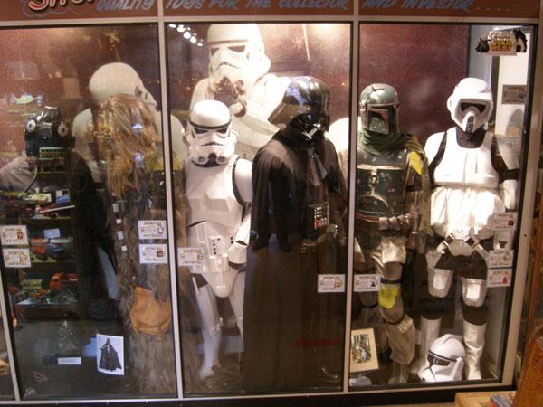 Starwars museum
