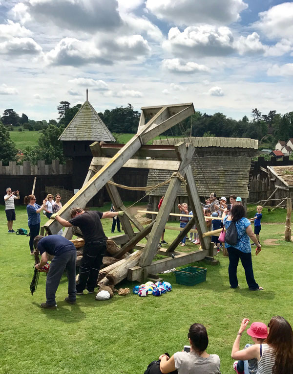 Medieval Siege Weapon Spectacular